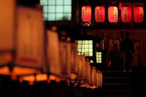 西陣フォトナイト 北野天満宮(京の七夕)から千本釈迦堂(六道参り) (8月11日) 京都 @ 京都市 | 京都府 | 日本