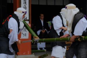 鞍馬 竹伐り会式 散策と撮影会(6月20日) 京都 @ 京都市 | 京都府 | 日本